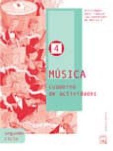 Geekmag.es Musica Mosaico: Cuaderno (4º Educacion Primaria) Image