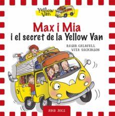 Padella.mx Max I Mia I El Secret De La Yellow Van Image