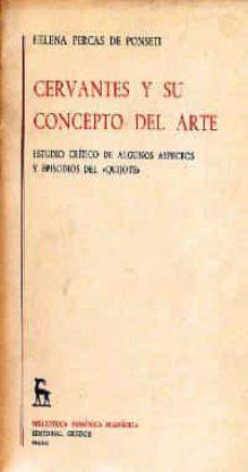 Bressoamisuradi.it Cervantes Y Su Concepto Del Arte Image