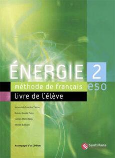 Descargar libros electrónicos gratis deutsch ENERGIE 2 (ESO) de  9788429446555 ePub (Literatura española)
