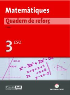 Titantitan.mx Quadern Refor Matematiques3º Eso (+Solucionari) Catala Image