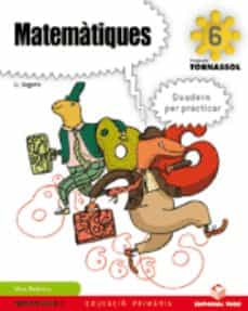 Bressoamisuradi.it Quadern Activitats Matematiques. 6 Tornassol- Image