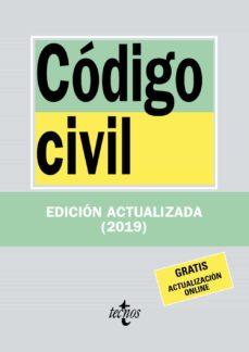 Carreracentenariometro.es Codigo Civil (38ª Ed.) Image