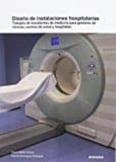 diseño de instalaciones hospitalarias-9788431331955