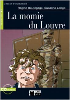 Descargar libros de amazon a nook LA MOMIE DU LOUVRE (LIVRE AVEC CD) in Spanish 9788431672355