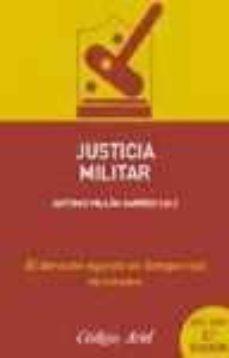 Curiouscongress.es Justicia Militar (3ª Ed.) Image