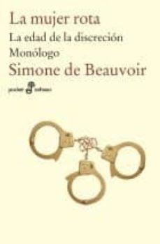 Descargando google books a nook LA MUJER ROTA de SIMONE DE BEAUVOIR iBook (Literatura española)