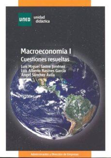 Iguanabus.es Macroeconomia I : Cuestiones Resueltas Image