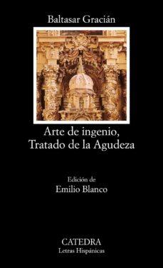 Libros de amazon descargar kindle ARTE DE INGENIO, TRATADO DE LA AGUDEZA DJVU en español