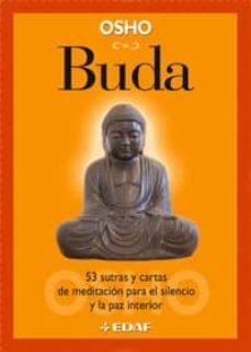 buda. 53 sutras y cartas de meditacion para el silencio y la paz interior-9788441414655