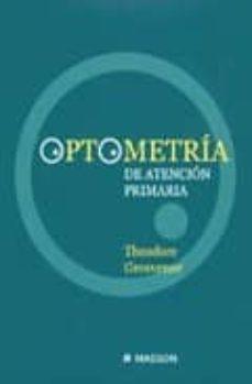 optometria de atencion primaria-theodore grosvenor-9788445812655