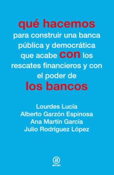 Vinisenzatrucco.it Que Hacemos Con Los Bancos Image
