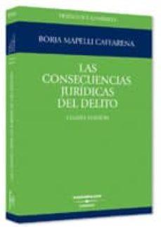 Inmaswan.es Las Consecuencias Juridicas Del Delito (3ª Ed.) Image