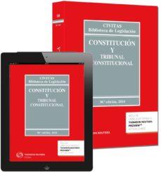 constitucion y tribunal constitucional (30ª ed.) 2014-enrique linde paniagua-9788447047055
