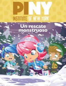 Inmaswan.es Un Rescate Monstruoso (Piny Institute Of New York) Image
