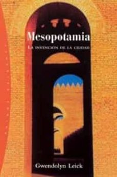 Mrnice.mx Mesopotamia: La Invencion De La Ciudad Image