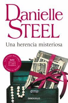 Descargando libros gratis para mi kindle UNA HERENCIA MISTERIOSA de DANIELLE STEEL 9788466344555 CHM PDF PDB (Spanish Edition)