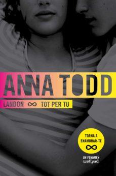 landon. tot per tu (ebook)-anna todd-9788466421355