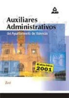 Iguanabus.es Auxiliares Administrativos Del Ayuntamiento De Valencia: Test Image