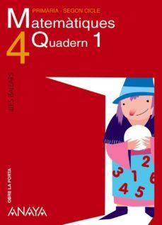 Javiercoterillo.es Matemàtiques 4. Quadern 1.illes Balears Catalán Image