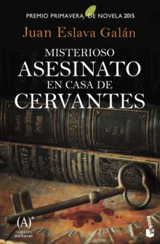Ebook descarga móvil MISTERIOSO ASESINATO EN CASA DE CERVANTES MOBI iBook (Spanish Edition) 9788467047455