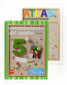 Enmarchaporlobasico.es Conocimiento Del Medio 5º Primaria Nuevo Planeta Amigo Ed 2009 Castextremadura Image