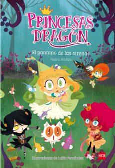 Geekmag.es Princesas Dragon 2:el Pantano De Las Sirenas Image