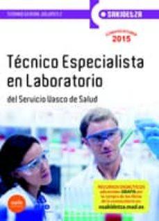 Cronouno.es Técnico Especialista En Laboratorio De Osakidetza-servicio Vasco De Salud. Temario General Volumen 2 Image