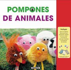 Descarga de libros completos gratis POMPONES DE ANIMALES CHM (Spanish Edition) de  9788467728255