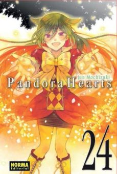 pandora hearts 24-jun mochizuki-9788467922455