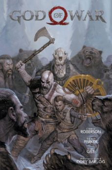 Ebook para ias descarga gratuita pdf GOD OF WAR 1 iBook de CHRIS ROBERSON en español 9788467939255