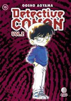 detective conan ii nº 15-gosho aoyama-9788468470955