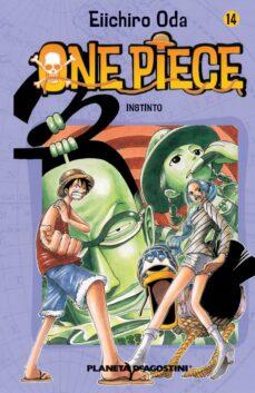 one piece nº 14-eiichiro oda-9788468471655