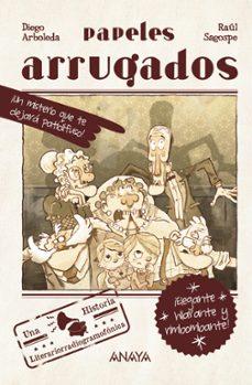 papeles arrugados-diego arboleda-9788469834855