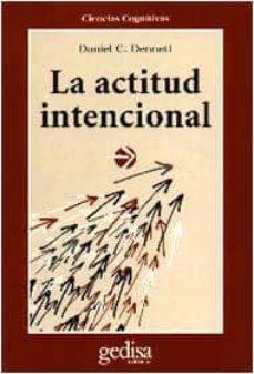 la actitud intencional-daniel c. dennett-9788474323955