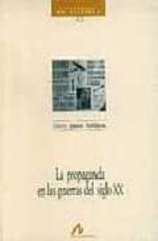 la propaganda en las guerras del siglo xx-gema iglesias rodriguez-9788476352755