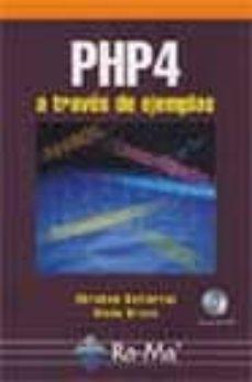 Bressoamisuradi.it Php 4 A Traves De Ejemplos (Incluye Cd-rom) Image
