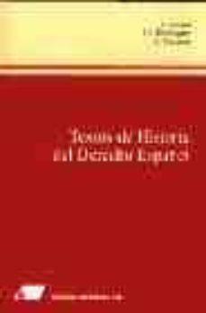Upgrade6a.es Textos De Historia Del Derecho Español Image