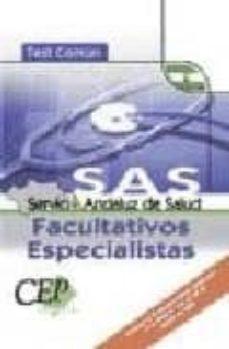 Emprende2020.es Test Comun Facultativos Especialistas Del Servicio Andaluz De Sal Ud Sas Image