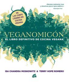 veganomicón-isa chandra moskowitz-terry hope romero-9788484454755