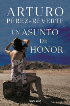 Libros en línea descargar ipod UN ASUNTO DE HONOR