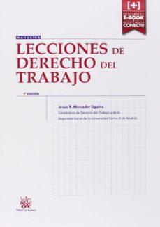 Padella.mx Lecciones De Derecho Del Trabajo 2014 (7ª Ed.) Image