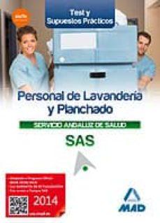 Curiouscongress.es Lavandera/planchadora Del Servicio Andaluz De Salud: Test Y Casos Practicos Image