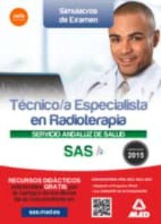 Inmaswan.es Técnico/a Especialista En Radioterapia Del Servicio Andaluz De Salud. Simulacros De Examen Image