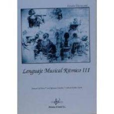 Descargar LENGUAJE MUSICAL RITMICO III gratis pdf - leer online