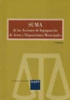 Titantitan.mx Suma De Las Acciones De Impugnacion De Actos Y Disposiciones Muni Cipales (2ª Ed) Image