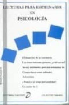 Inmaswan.es Lecturas Para Estrenarse En Psicologia Image