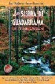 las mejores excursiones en la sierra de guadarrama: 45 itinerario s (4ª ed.)-juan pablo avison-9788495368355