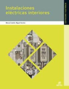 Permacultivo.es Instalaciones Electricas De Interiores (Ciclos Formativos Profesi Onales De Grado Medio) Image