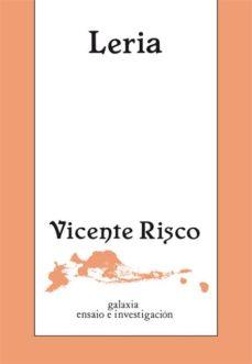 leria (ebook)-vicente risco-9788498659955